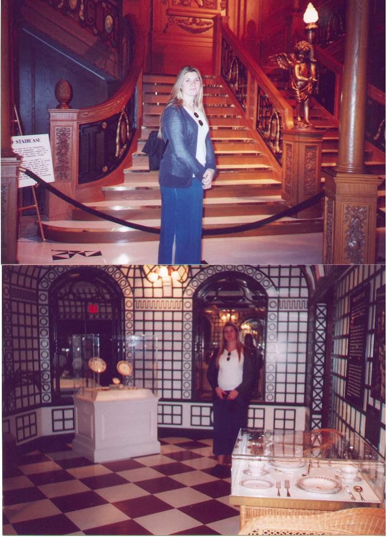 Titanic Museum à Branson (Etats-Unis) - Page 4 Titanic